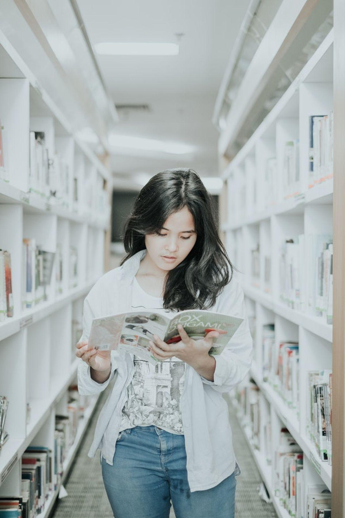 Bibliotheksumzug