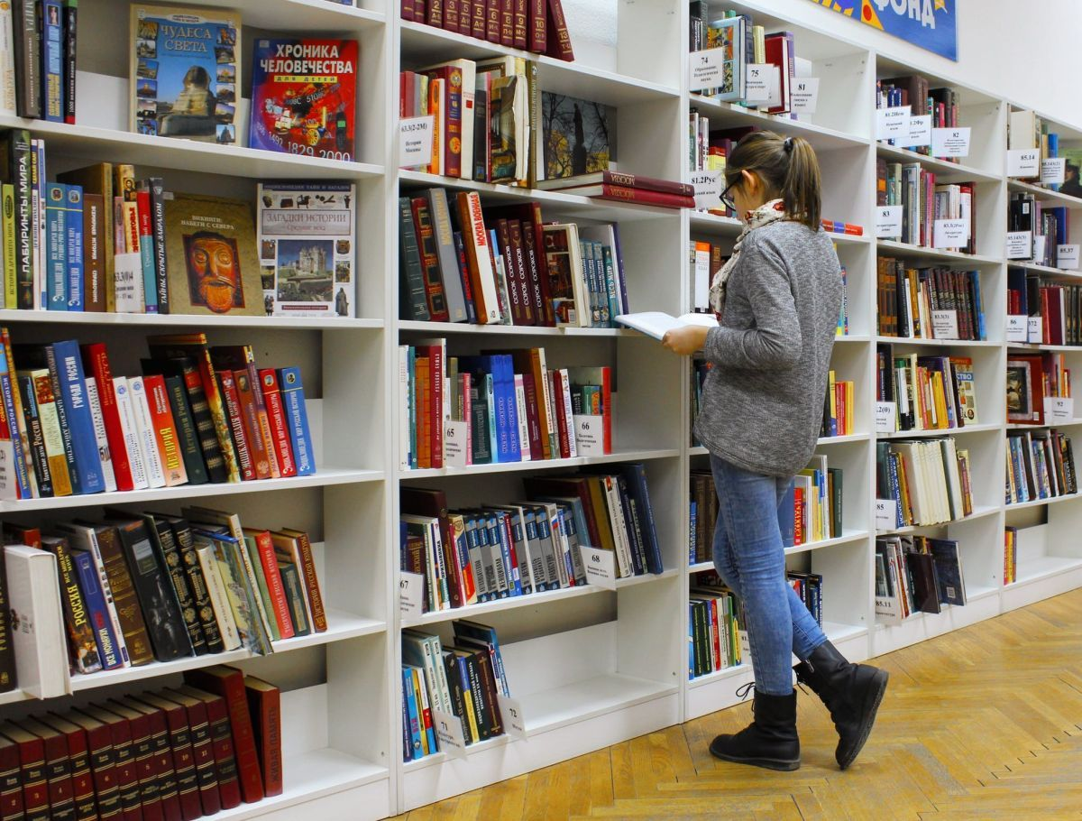 Bibliotheksumzug Ruhrgebiet