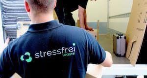 stressfrei Logistik Leistung