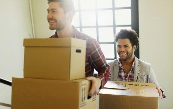 Umzug selbst organisiert oder Umzugsunternehmen beauftragen