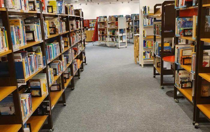 Umzug Stadtbücherei Velbert