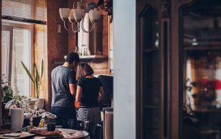 Wohnen als Paar